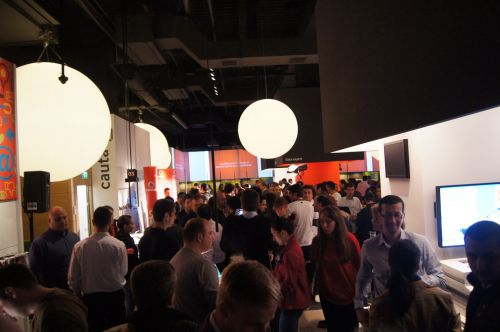 Lansare iPhone 5 Vodafone