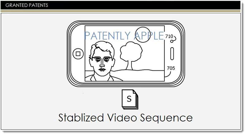 Apple primește 25 de brevete, printre care și unele legate de stabilizarea camerei și un MacBook cu conexiune celulară