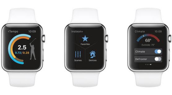 WWDC 2015: Apple anunţă watchOS 2, cu aplicaţii native, informaţii pe homescreen, Time Travel şi Nightstand