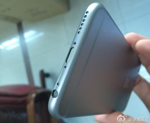 Panoul spate a lui iPhone 6 dezvăluit din nou Într-o serie de fotografii de Înaltă calitate