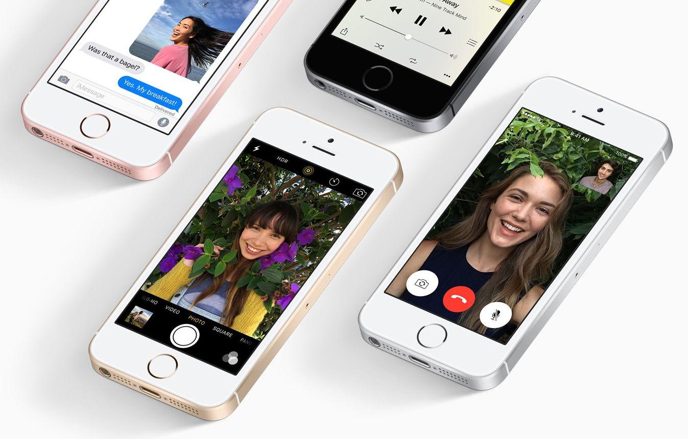 Apple anunţă oficial iPhone SE, iPad Pro 9.7, noi curele de Apple Watch şi iniţiative legate de sănătate şi ecologie