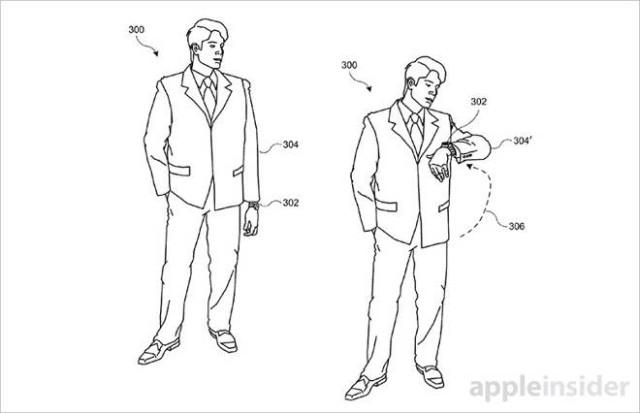 Un nou brevet Apple oferă indicii cu privire la ajustarea volumului pe telefonul mobil folosind Apple Watch