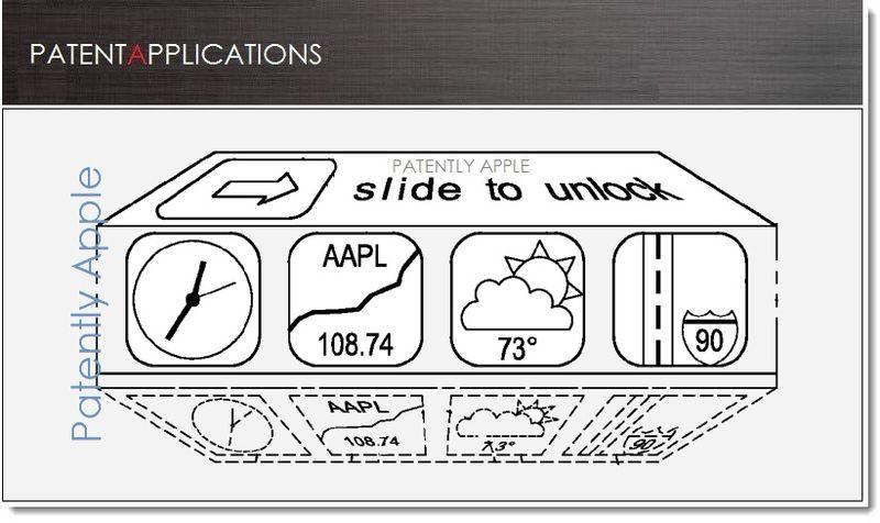 Un nou brevet Apple prezintă un buton Home virtual și o nouă modalitate de a accesa aplicații
