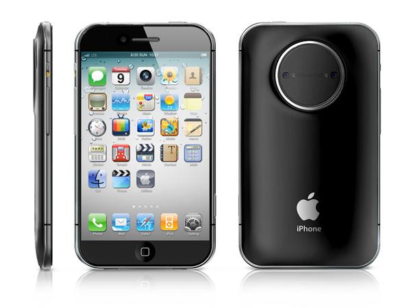 iPhone Pro cu lentile DSLR