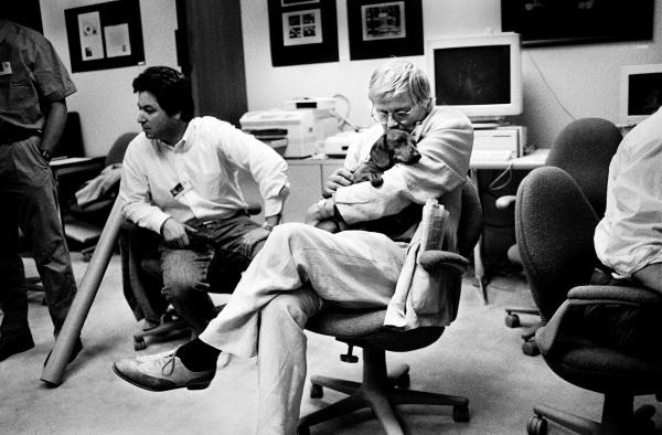 Iată câteva fotografii cu Steve Jobs care au fost pentru prima oară date publicității