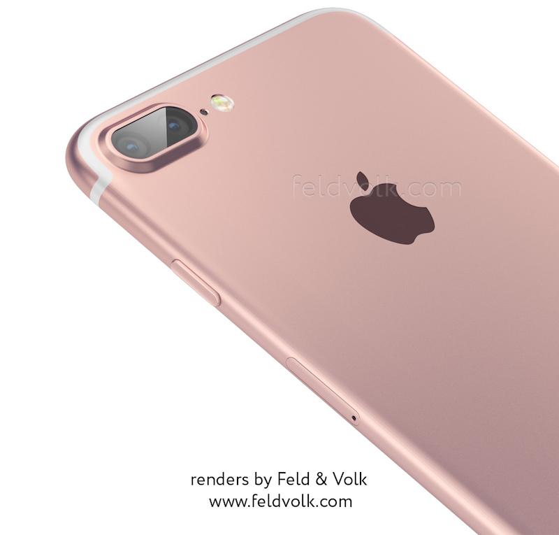 O posibilă fotografie a lui iPhone 7 Plus oferă detalii despre integrarea camerei duale în spate şi un Smart Connector