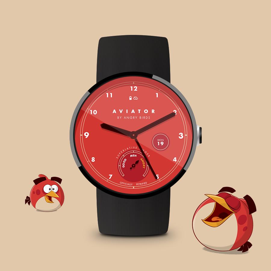 Google lansează 17 noi teme watch face pentru terminalele Android Wear: de la Hello Kitty şi Angry Birds la Terminator