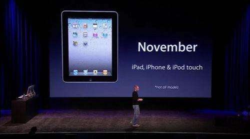 iOS 4.1 si functii avansate de gaming, gata de lansare pe iPhone; din noiembrie si iOS 4.2