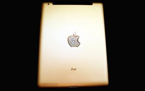 """iPad 2 cu fragmente de dinozaur Încrustate și diamante? Da, pentru """"suma modică"""" de 5.6 milioane de euro"""