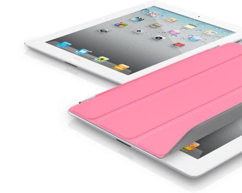 Apple va oferi și o serie de huse speciale pe bază de magneți, numite Smart Covers