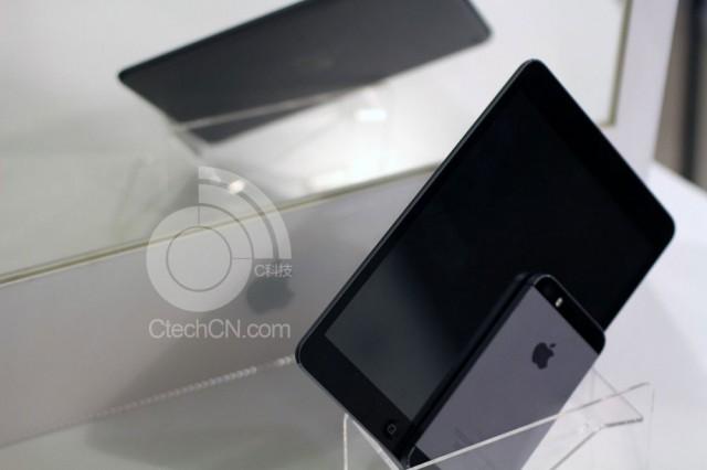Noi imagini cu iPad 5 și iPad Mini 2 Își fac apariția pe web; Iată și panoul ecranului de pe iPad 5!