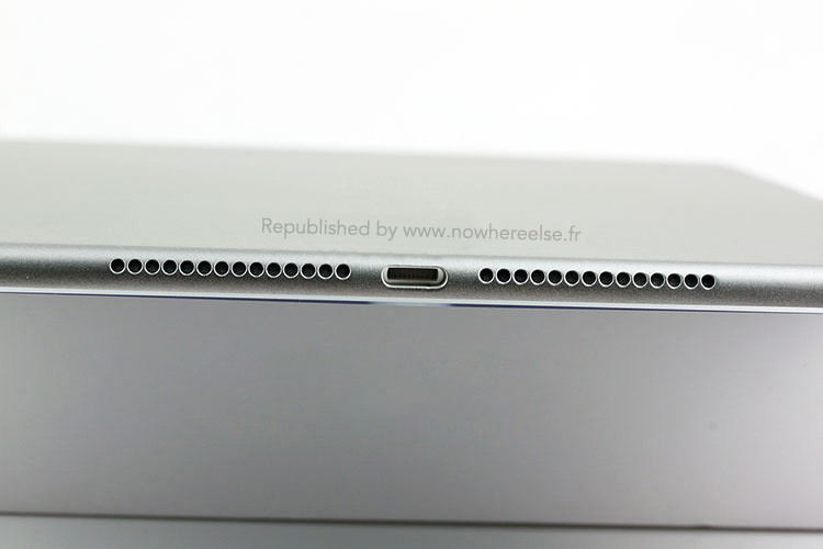 iPad 6/ iPad Air 2 Își face apariția În imagini, sub formă de prototip cu Touch ID integrat