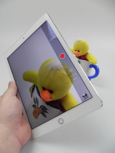 Camera lui iPad Air 2