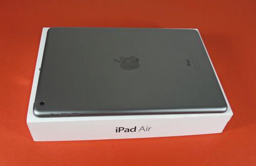 iPad Air unboxing: noul flagship de 9.7 inch scos din cutie, e