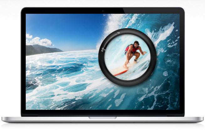 MacBook Pro Retina de 13 inch