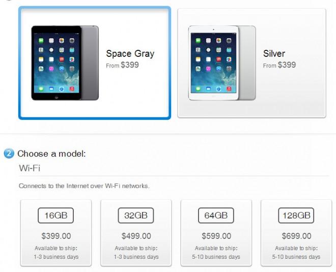 iPad Mini Retina disponibil acum la vânzare În SUA și Europa; Îl așteptăm și În România!