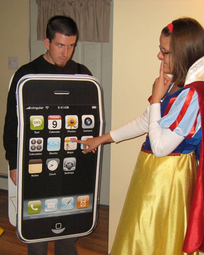 iPhone Haloween 10