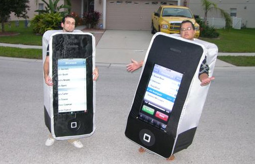 iPhone Haloween 6