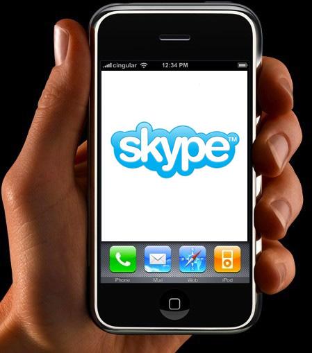 Skype va lansa o aplicatie proprie pe iPhone?