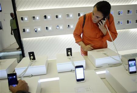 iPhone 3GS, primit cu entuziasm scazut