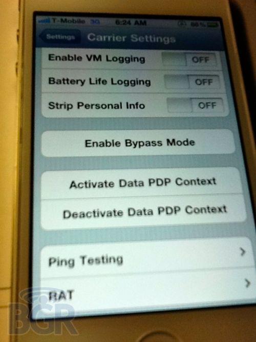 Apple iPhone, În curând și Într-o variantă T-Mobile? Iată dovezi!