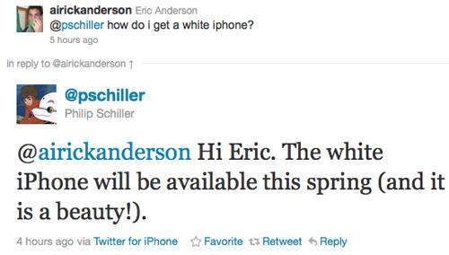 iPhone-ul de culoare albă va sosi pe piață În această primăvară, poate și la noi până la iPhone 5...