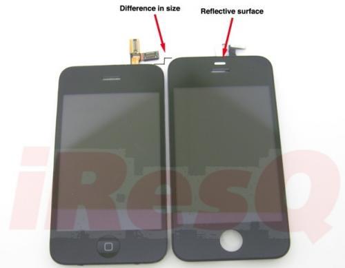 iPhone 4G, scapat pe web intr-o serie de imagini... reale?