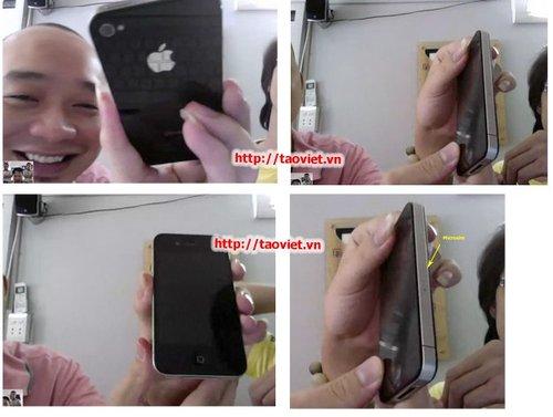iPhone 4G scapat din nou pe web si fotografiat; de aceasta data in Vietnam