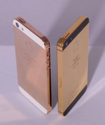 iPhone 5 aurit
