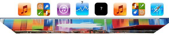 Bannerul colorat Apple de pe clădirea Yerba Buena ar putea ascunde indicii despre iPhone 5 și ecranul său
