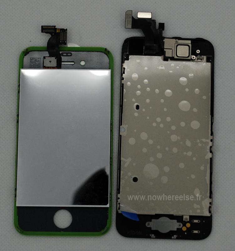 iPhone 5 Își face apariția Într-un nou clip video; Doar partea frontală și o componentă misterioasă apar