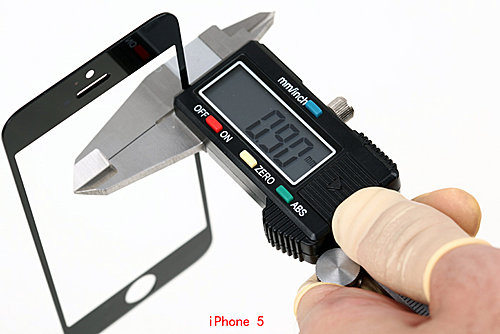 iPhone 5 comparat cu cel al lui iPhone 4S