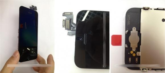 Noi imagini cu iPhone 5 dezvăluie prezența unui chip NFC