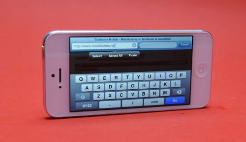 iPhone 5 Tastatura