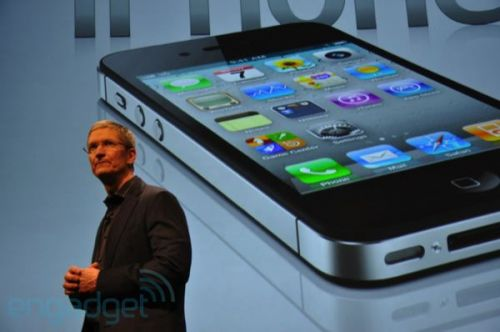 iPhone 5/4S ar putea debuta pe 4 octombrie, sub bagheta magic? a lui Tim Cook