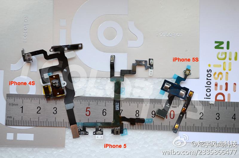 iPhone 5S auriu