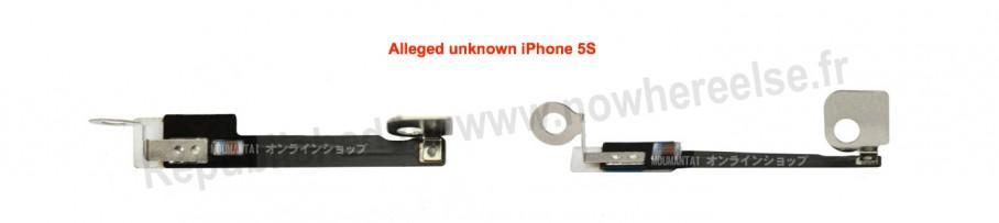 Noi componente de iPhone 5S ajung pe web; Iată cum arată!
