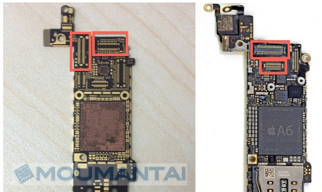 Componente iPhone 5S