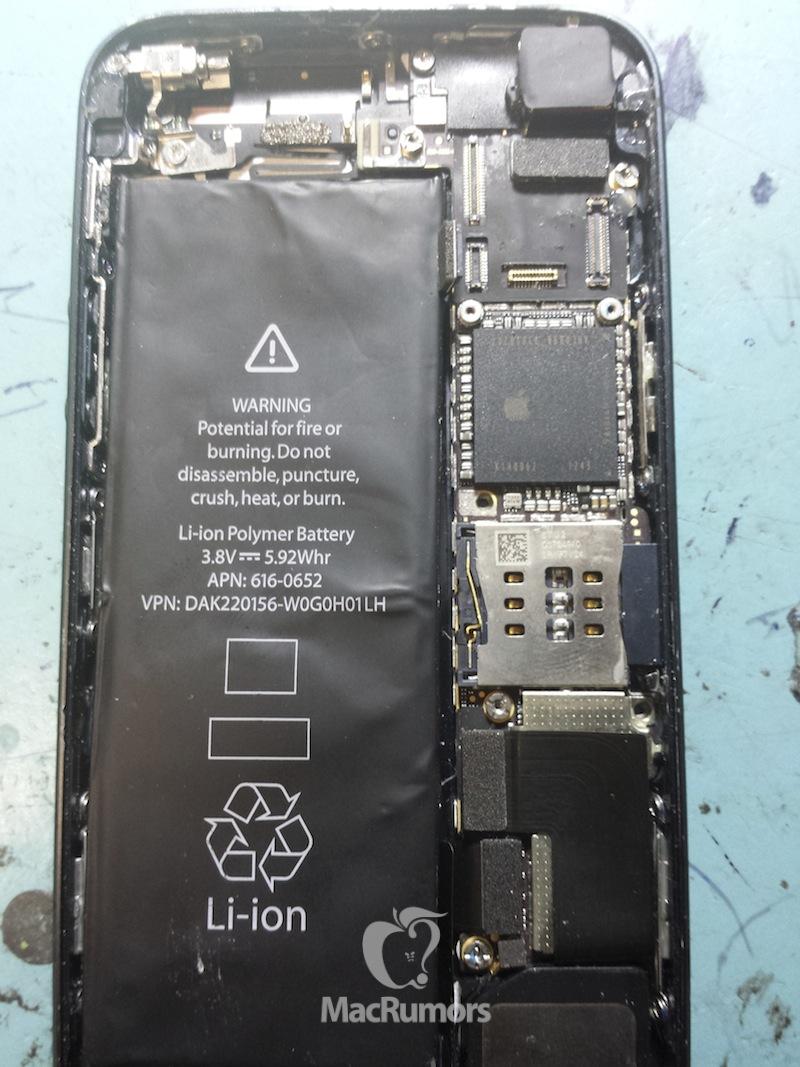 Apple iPhone 5S Își face apariția În noi (presupuse) imagini, de această dată asamblat