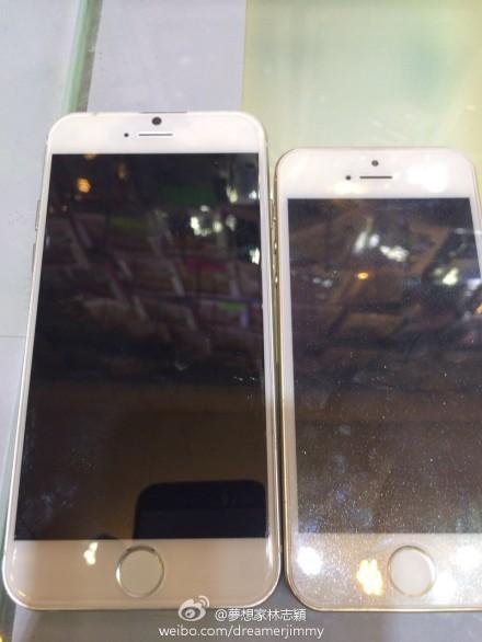 iPhone 6 apare În noi fotografii; de această dată pare a fi complet asamblat și nu doar o machetă