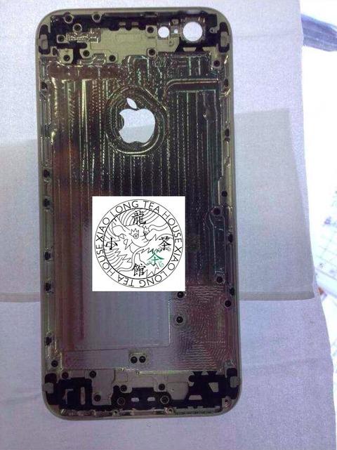 Noi imagini cu spatele lui iPhone 6 Își fac apariția, se adopta blitzul singular