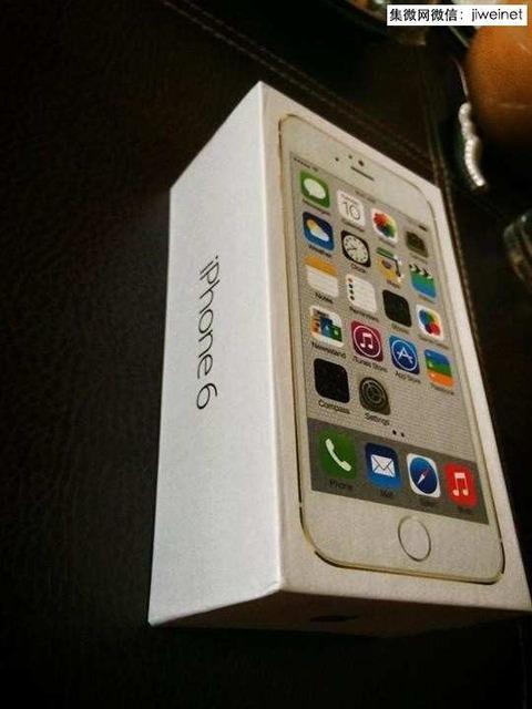Un presupus iPhone 6 Împreună cu ambalajul retail apar Într-o serie de fotografii hands-on din China
