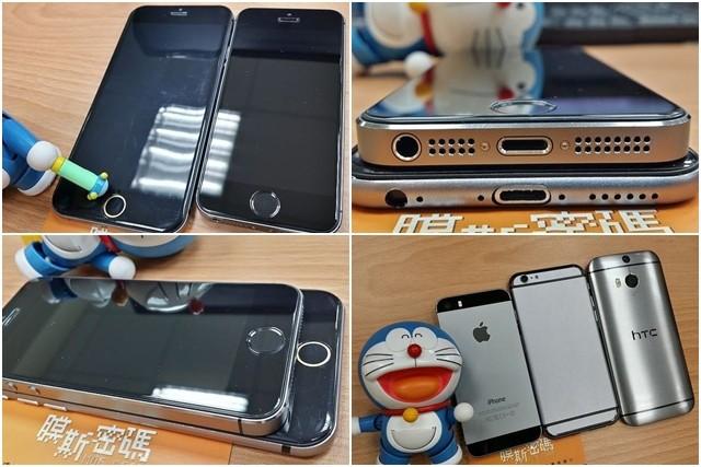 iPhone 6 apare Într-o variantă rezistenta la apă; Iată imagini!