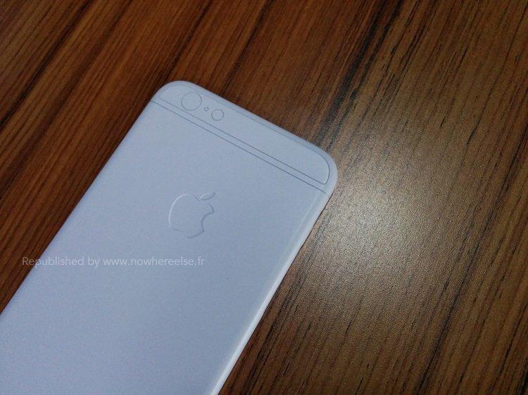 O nouă machetă a lui iPhone 6 Își face apariția Într-un video hands-on