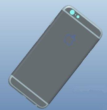 Noi schițe de design ale iPhone 6 confirmă schimbarea de butoane și mărime