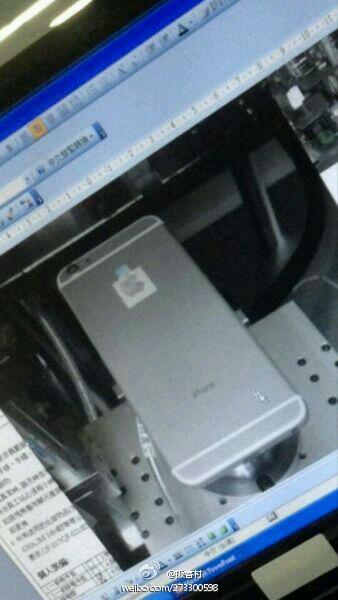 Noi imagini cu iPhone 6 provin direct din fabrica Foxconn; Vom avea o cameră ieșită puțin În afara carcasei?