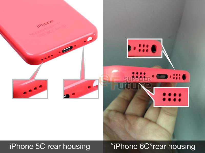 iPhone 6C vs iPhone 5C