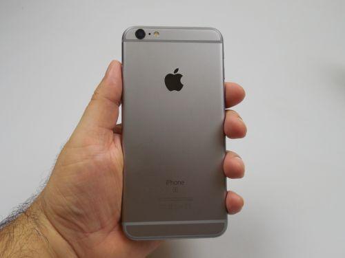 iPhone 6s Plus vazut din spate
