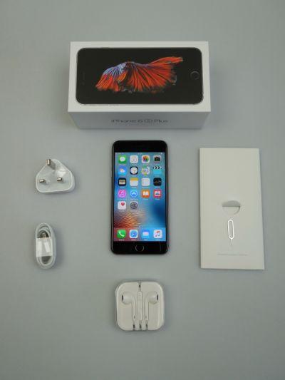 Ce contine cutia lui iPhone 6S Plus