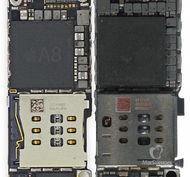Componente de iPhone 6s combinate într-un terminal funcţional, care booteaza în faţa camerei (Video)